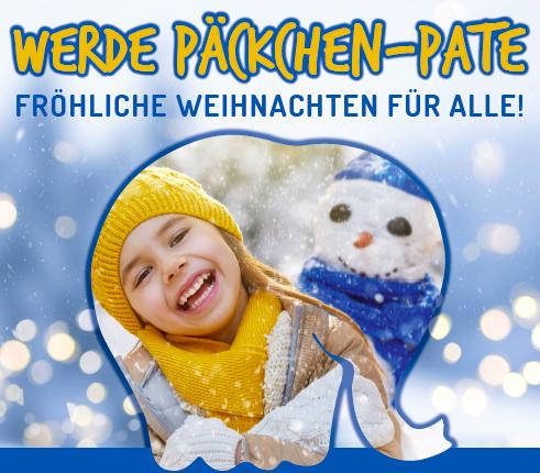 Weihnachtspäckchenaktion des Straubinger Kinderschutzbundes 2020